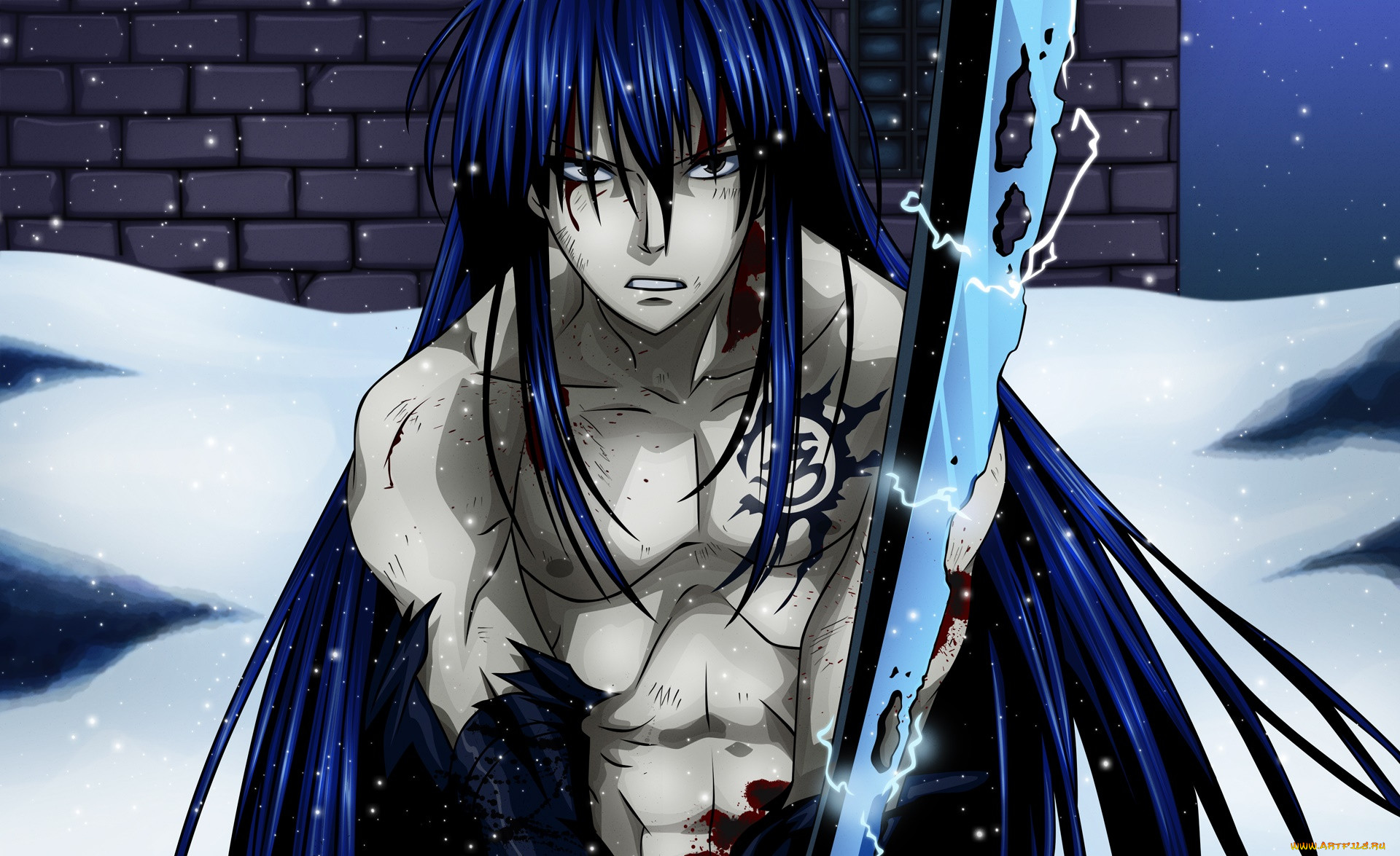 аниме,  gray-man, персонаж